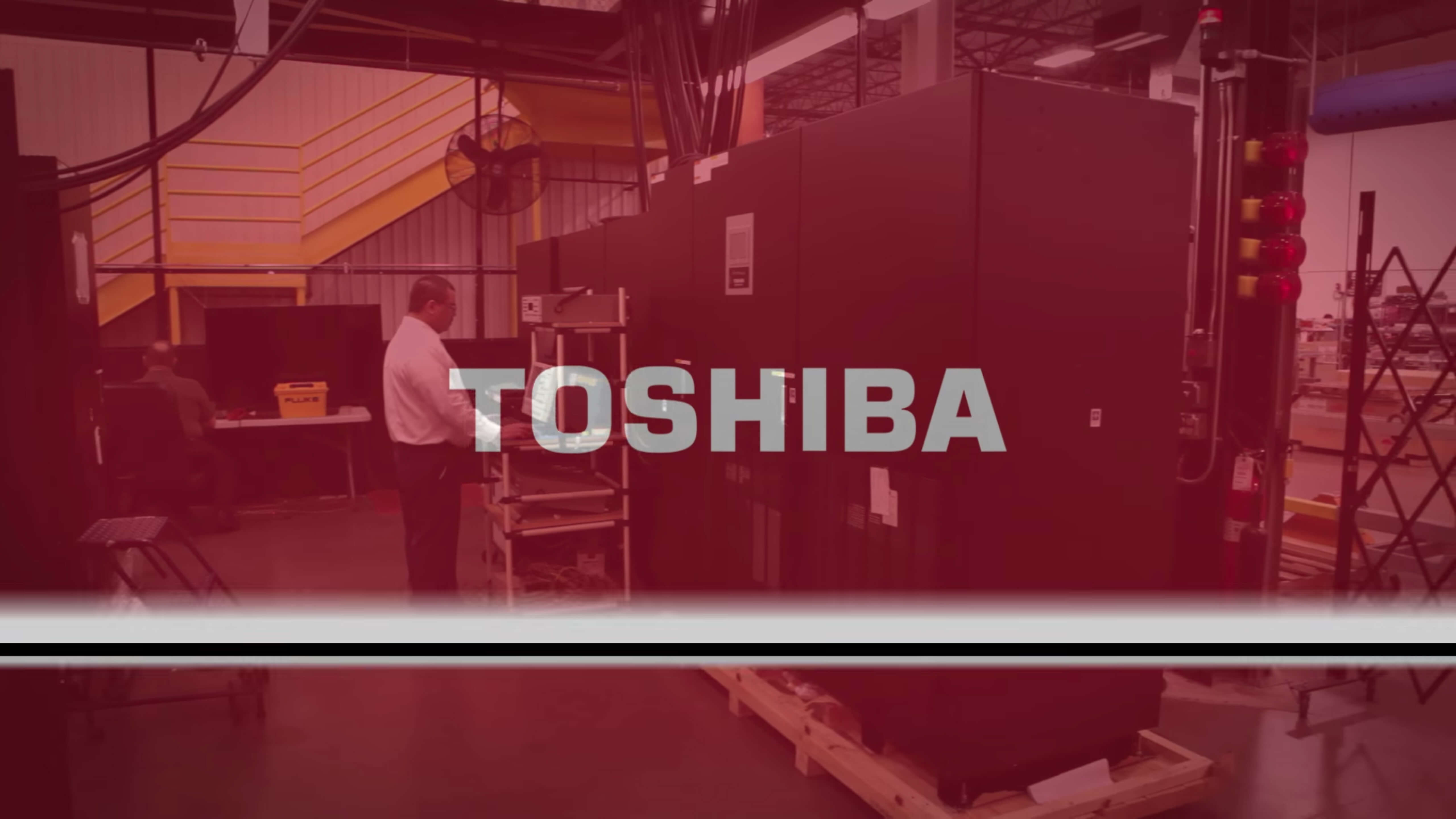Toshiba Uninterruptible Power Systems Overview