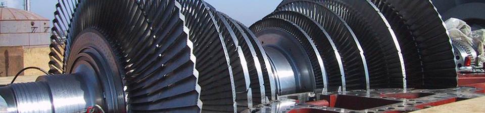Power Generation New Steam Turbine Generator Toshiba