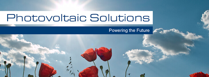 Photovoltaic Solutions