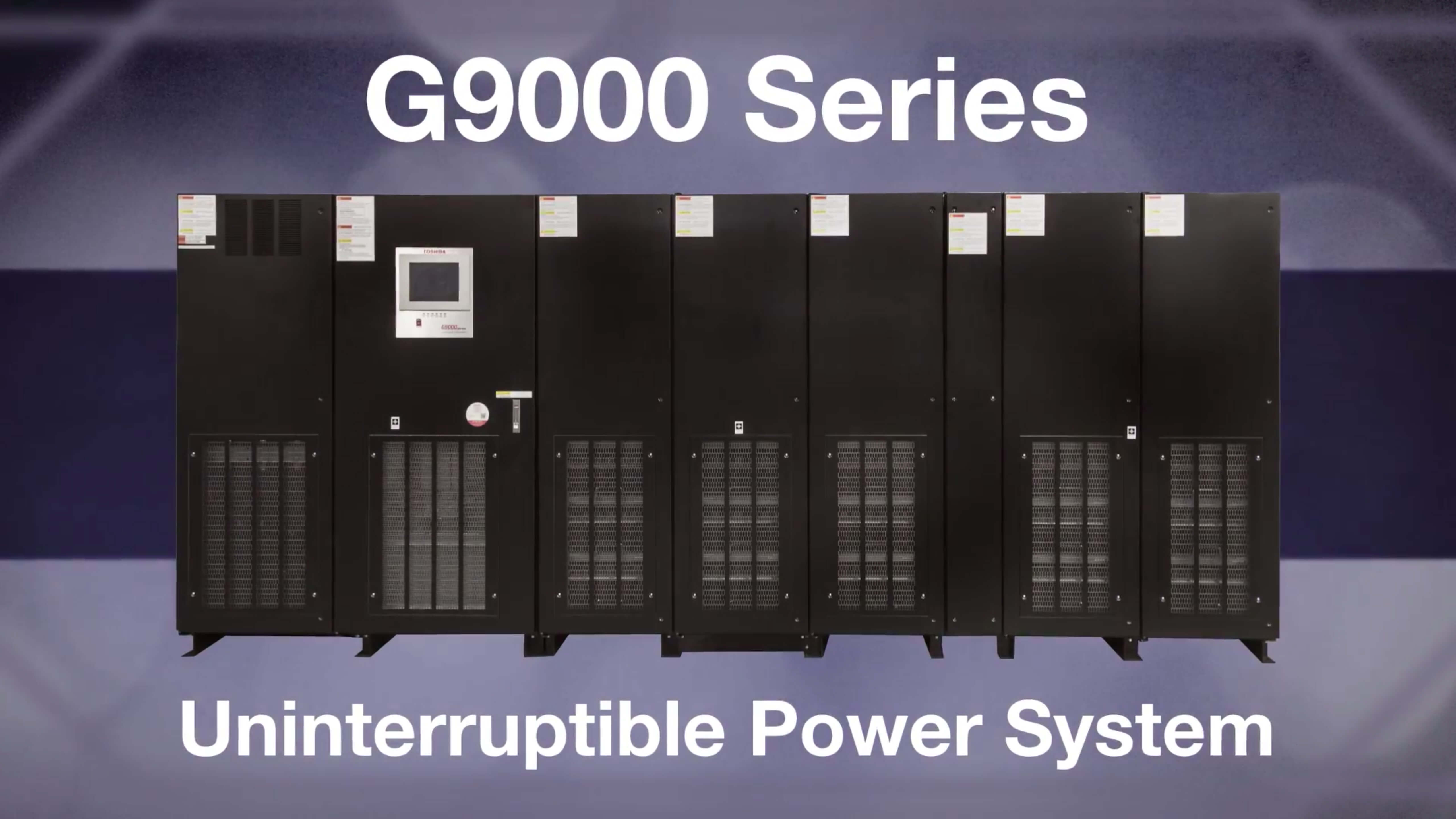 G9000 Series 100 to 2000 kVA | Power Electronics | Toshiba