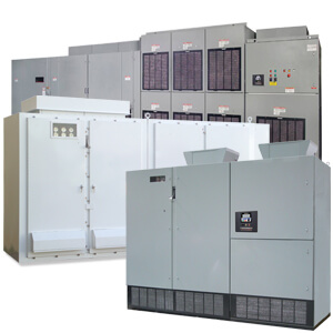 Medium Voltage Adjustable Speed Drives
