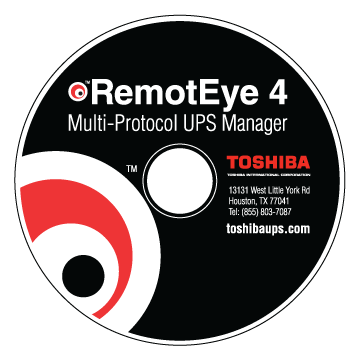 RemotEye 4 Multi-Protocol UPS Manager
