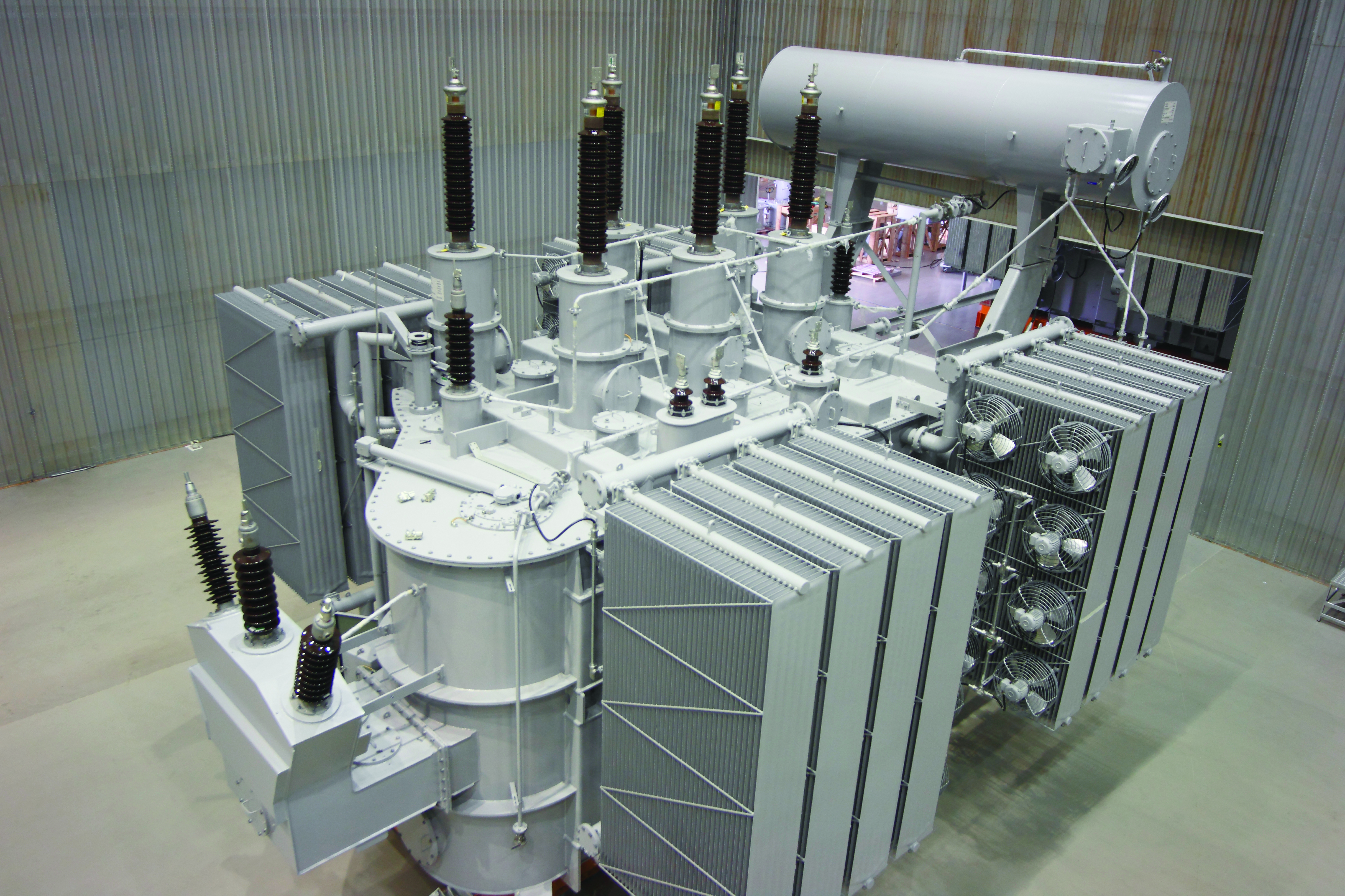 Oil Insulated Transformers Transmission Distribution Systems Transformer Product Image Gallery