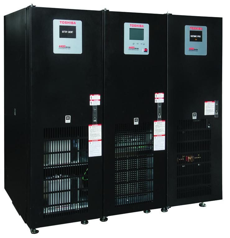 4400 Series 3 Phase UPS | Power Electronics | Toshiba International on